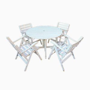 Garden Seating from Reguitti, Set of 5