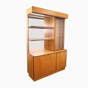 Mid-Century Wall Storage Unit from Turnidge of London