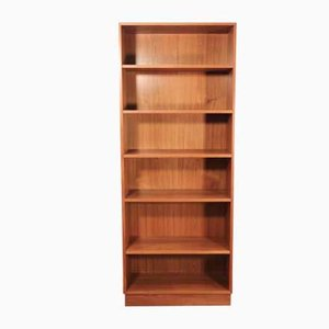 Dänisches Mid-Century Bücherregal von NP Nielsen für Sejling Skabe