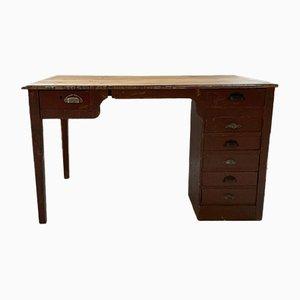 Vintage Büro Schreibtisch von Michelin