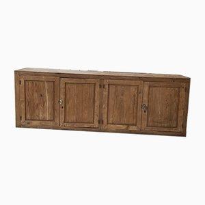 Mobiletto in legno di pino extra large