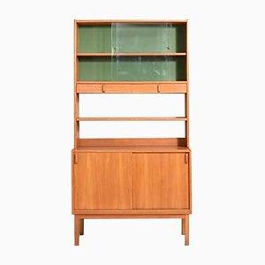 Small Teak & Glass Sideboard by Bertil Fridhagen for Bodafors, 1960s