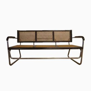 Tubular Steel Bench from Fritz Hansen, 1930s