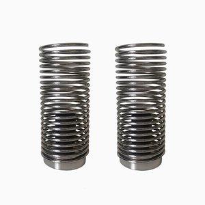 Spiral Tischlampen von Massive, 1990er, 2er Set