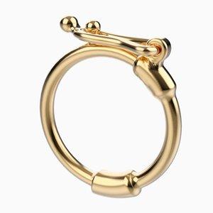 Braccialetto in oro giallo 18 carati