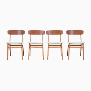 Chairs from Farstrup, Set of 4