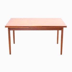 Mesa danesa de teca