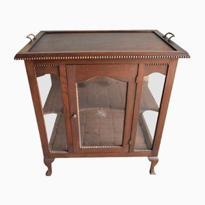 Antique Oak SideTable