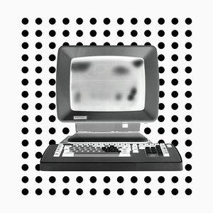 Personal Computer Series Alpha - Pop Art Fotografie in Schwarz & Weiß 2017 von Almost