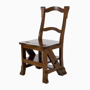 Oak Library Chair