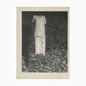 Aristide Maillols Garden of Sculptures by Brassaï by Revue Verve