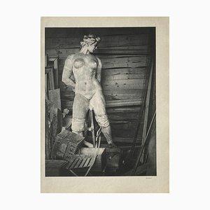 Aristide Maillols Hut by Brassaï by Revue Verve