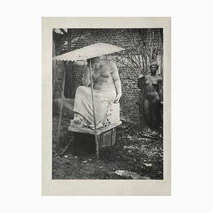 Aristide Maillols Garden by Brassaï by Revue Verve