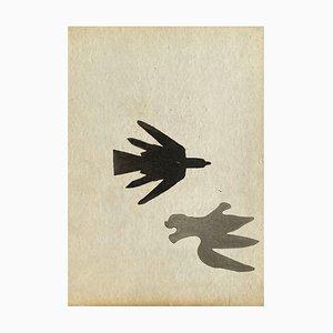 Bird by Georges Braque
