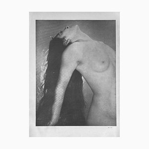 Womans Hair by Man Ray by Revue Verve