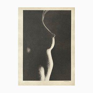 Breast by Erwin Blumenfeld by Revue Verve