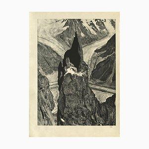 The Alpin Peak von Emile Gos von Revue Verve