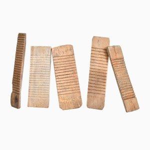 Lavatoio antico in legno