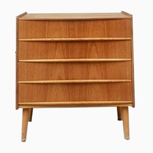 Mid-Century Norwegian Chest of Drawers by Skeie & Co