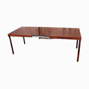 Palisander Tisch von Ingmar Klingenberg, 1960er