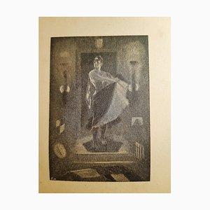 Die Teuflischen, Buch Illustriert von Félicien Rops, 1900