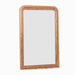 Antique Giltwood French Mirror