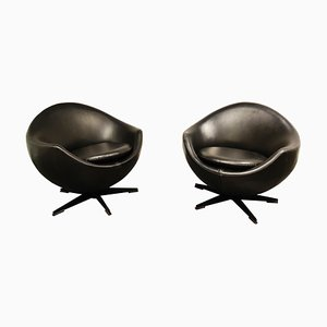Mars Lounge Chairs by Pierre Guariche for Meurop, 1965, Set of 2
