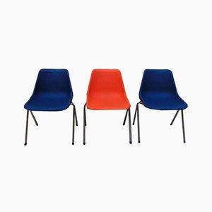 Stühle von Robin Day für Hille, 3er Set