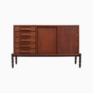 Teak Sideboard by Guido Faleschini, 1950s
