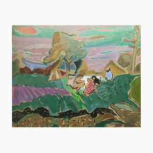 Landscape Painting by Denise Margoni