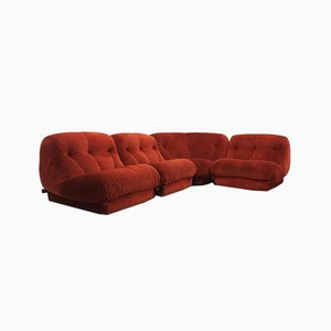 Nuvolone Modular Sofa by Rino Maturi, 1970s