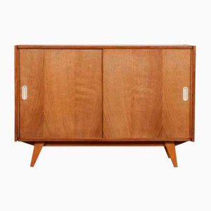 Wooden U-452 Chest of Drawers by Jiri Jiroutek for Interier Praha, 1960s