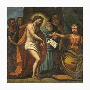 Christus vor Pilatus, Gemälde, 17. Jahrhundert