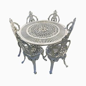 Garden Furniture, Set of 8
