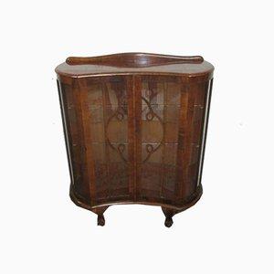 Art Deco Showcase Cabinet