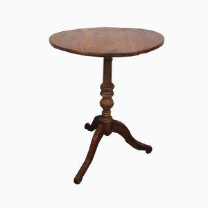 Tavolino in legno di ciliegio
