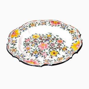 Plato italiano de cerámica de CAM