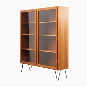 Mid-Century Danish Teak Showcase from Manno June