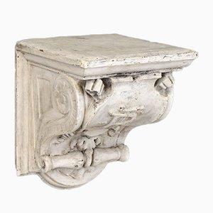 Tira de escayola, década de 1900