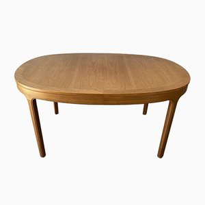 Tavolo da pranzo ovale grande vintage