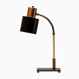 Lámpara de escritorio Beta de Jo Hammerborg para Fog & Morup, Denmark, años 60