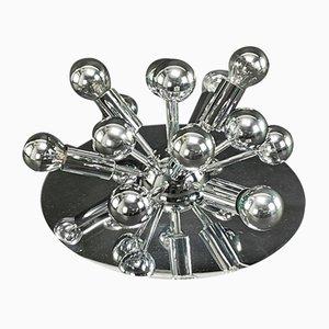 Lampada da soffitto Sputnik vintage di Cosack, anni '70