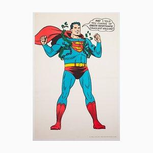 Superman, 1966, US Film Filmplakat
