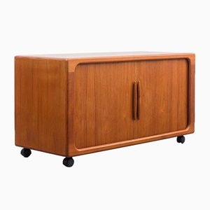 Large Danish Phono Cabinet from Dyrlund, 1970s