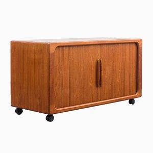 Mueble Phono danés grande de Dyrlund, años 70