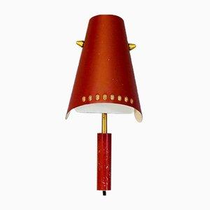 Schwedische Wandlampe, 1970er