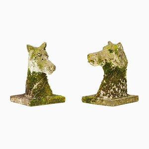 Horse Gate Tops, 1960s, Set of 2