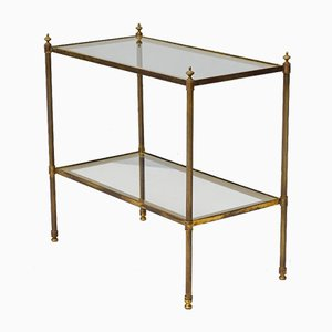 Brass Occasional Table