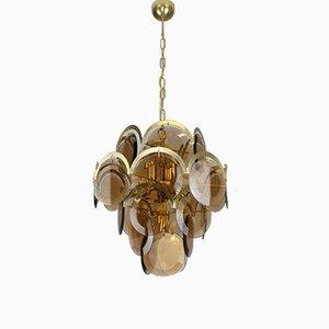 Lámpara de araña de Vistosi, años 60
