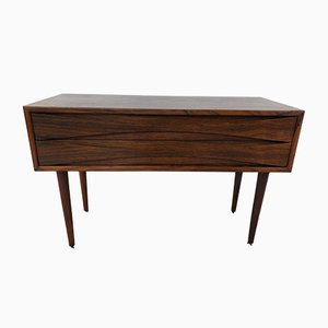 Matching Rosewood Chest of Drawers by Niels Clausen, 1960s